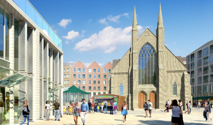 Developer fears business interest may fade in Peterborough's North Westgate