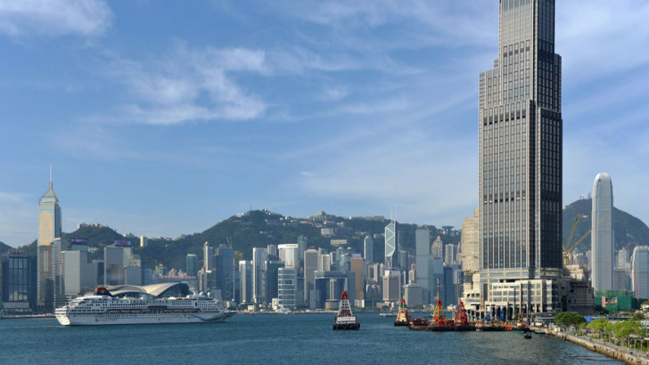 Hong Kong's Victoria Dockside Reaches Major Project Milestone