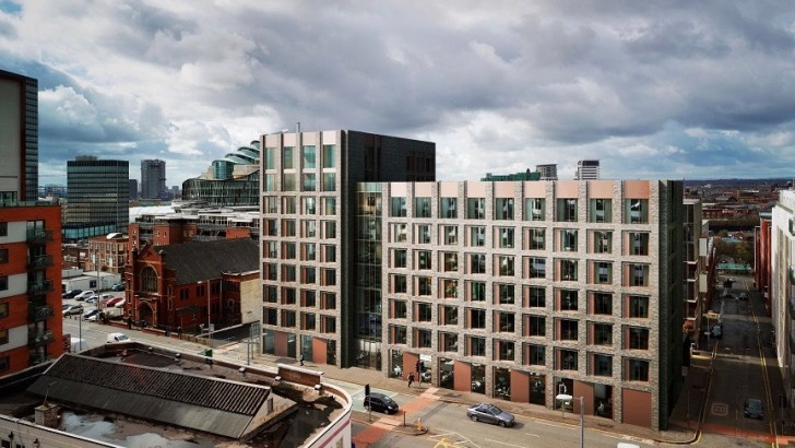 Redefine Bdl Hotels Rbh Has Announced That It Will Manage The Upcoming Hampton By Hilton Manchester Northern Quarter Which Is Set To Open In 2020