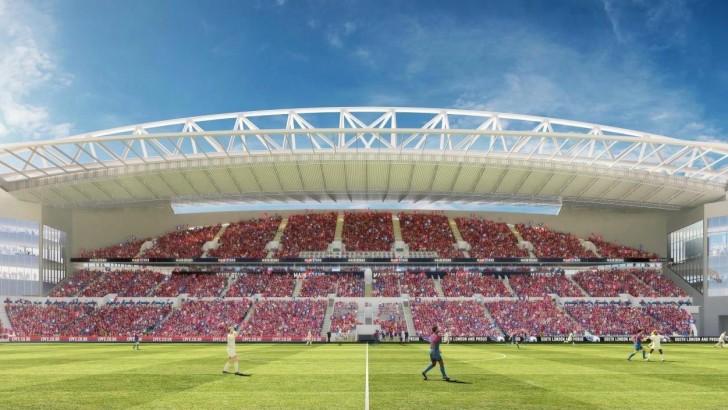 Crystal Palace relegation won't affect £100m Selhurst Park redevelopment, says Steve Parish