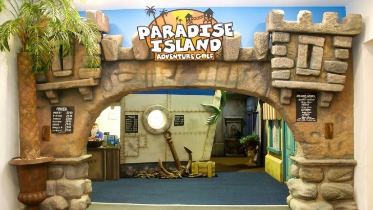 Glasgow-based firm behind Paradise Island Adventure Golf chain is sold in £10.5m deal