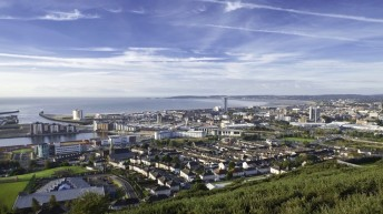 Competition launched to design four Swansea development sites