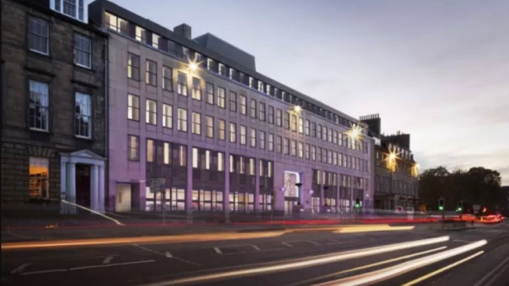 Yotel comes to Scotland with first hotel in Edinburgh's New Town