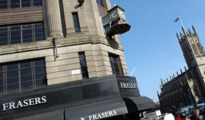 Edinburgh: property developers buy iconic House of Frasers store