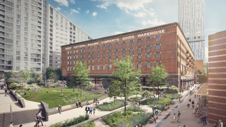 Manchester: £300m Great Northern transformation