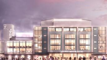 Croydon: Arnhem Gallery demolished in Fairfield Halls' transformation