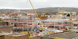 Kier sets up shop in Eastbourne, with world-first construction technique