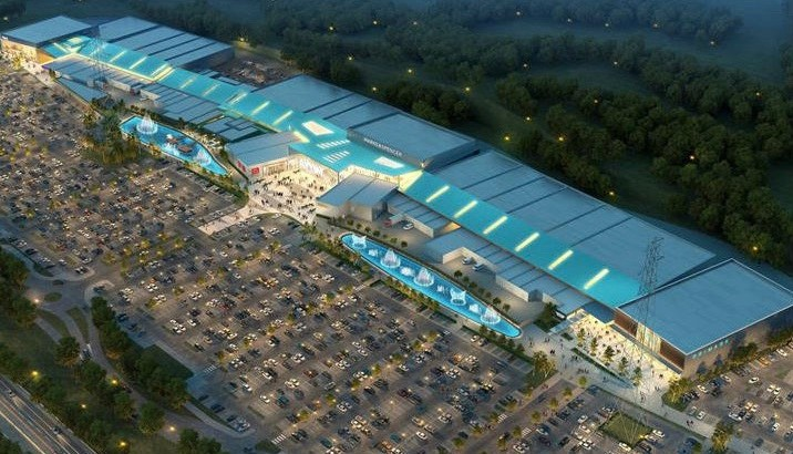 Coming soon: A huge retail development in the middle of Yorkshire