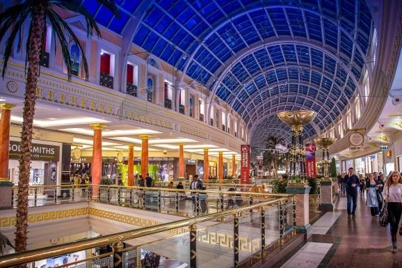 A gain in Spain lifts shopping mall owner Intu