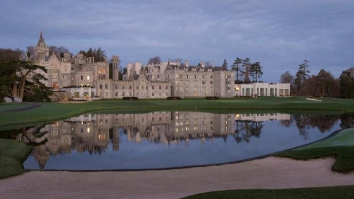 ReardonSmith Architects complete extensive renovation of 'Ireland's leading luxury resort'